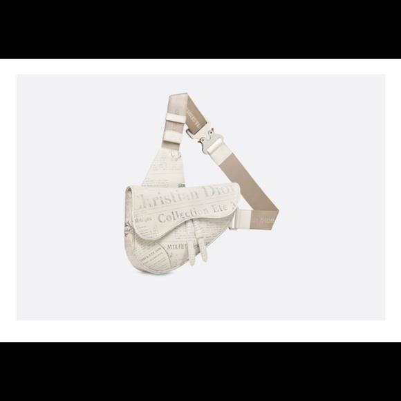 Dior Handbags - Dior Saddle Bag